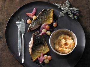 Kochbuch fettarme Gerichte mit Fisch