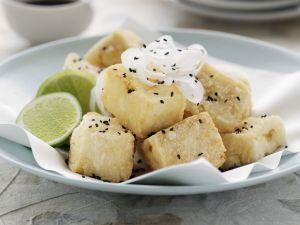 Kochbuch für Tofu-Rezepte