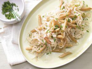 Unsere Lieblinge mit Sauerkraut
