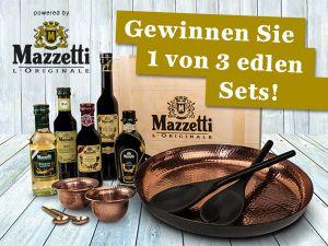 Mazzetti-Gewinnspiel