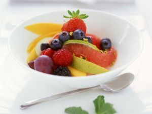 Mehr Obst essen