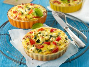 Mini-Salakis-Quiche