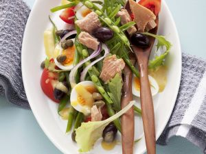 Kochbuch für Nizza-Salat-Rezepte
