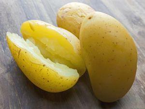 Resistente Stärke: Kartoffeln
