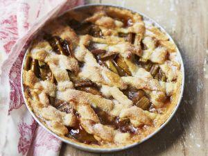 Rhabarberkuchen-Rezept