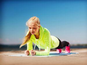 Richtig abnehmen: Sport machen