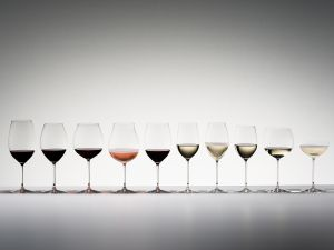 Riedel-Weingläser