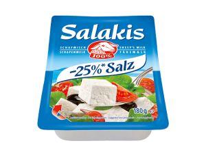 Salakis -25% Salz