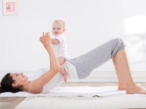 Schlank nach der Schwangerschaft