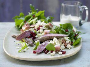 Winter-Salate