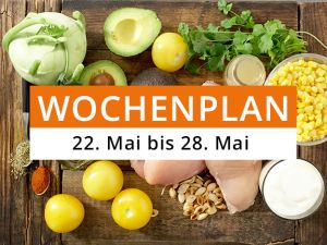 Wochenplan KW 21