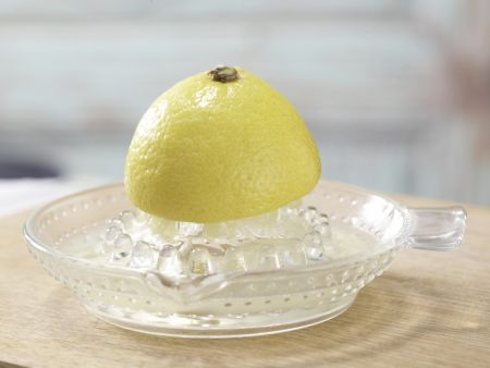 Ananas-Joghurt: Zubereitungsschritt 1