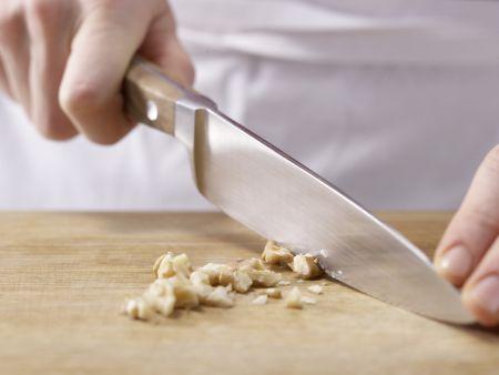 Ananas-Joghurt: Zubereitungsschritt 4
