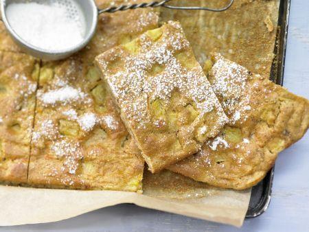 Rezept: Ananas-Möhren-Kuchen