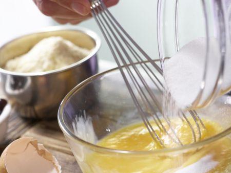 Ananas-Möhren-Kuchen: Zubereitungsschritt 3