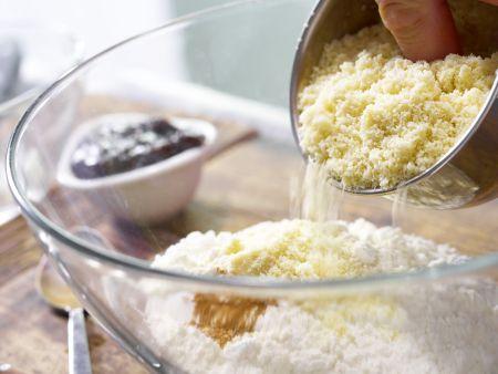Ananas-Möhren-Kuchen: Zubereitungsschritt 4