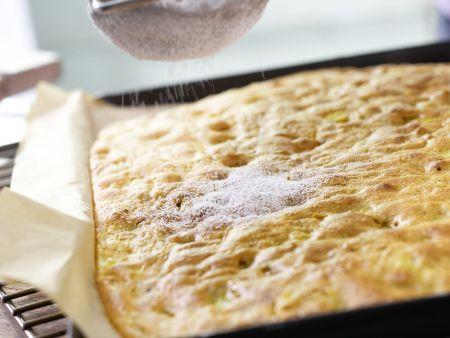 Ananas-Möhren-Kuchen: Zubereitungsschritt 8
