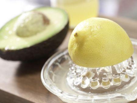Apfel-Avocado-Smoothie: Zubereitungsschritt 1