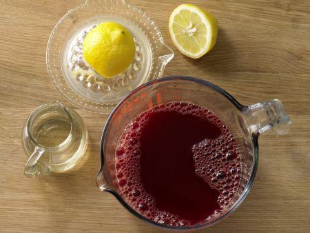 Apfel-Gemüse-Saft: Zubereitungsschritt 4