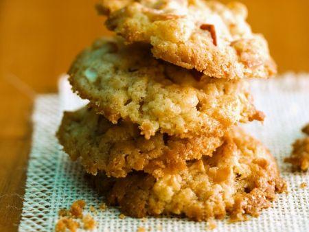 Apfel-Hafer-Cookies