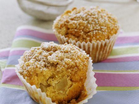 Apfel-Muffin