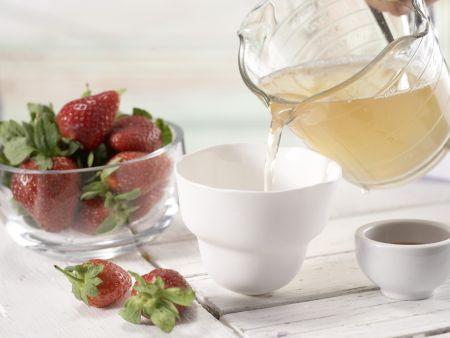 Apfel-Rhabarber-Gelee: Zubereitungsschritt 3