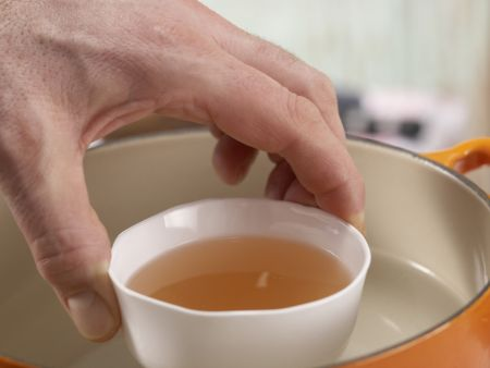 Apfel-Rhabarber-Gelee: Zubereitungsschritt 7