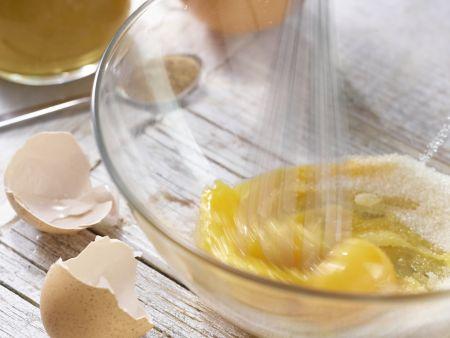 Apfel-Sanddorn-Schnitten: Zubereitungsschritt 2