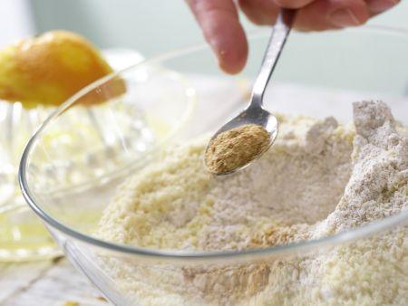 Apfel-Sanddorn-Schnitten: Zubereitungsschritt 5