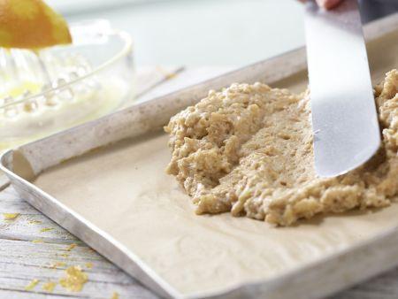 Apfel-Sanddorn-Schnitten: Zubereitungsschritt 6