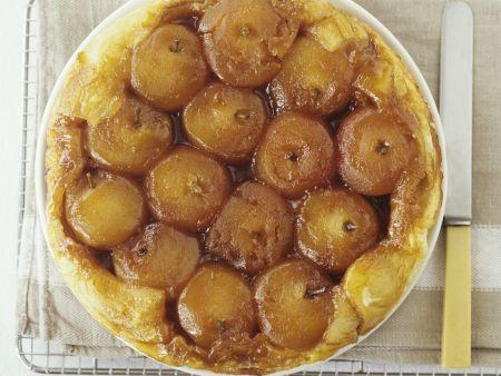 Rezept: Apfel-Tarte-Tatin
