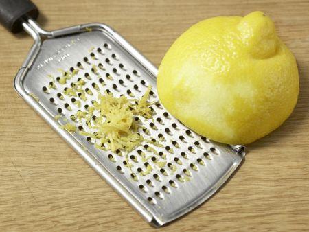 Apfel-Walnuss-Schnitten: Zubereitungsschritt 1