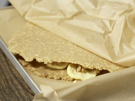 Apfel-Walnuss-Schnitten: Zubereitungsschritt 7