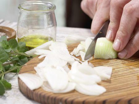 Apfel-Zwiebel-Couscous: Zubereitungsschritt 2