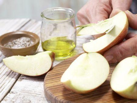 Apfel-Zwiebel-Couscous: Zubereitungsschritt 4