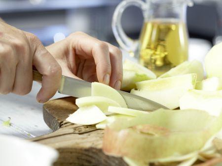 Apfelkompott: Zubereitungsschritt 3