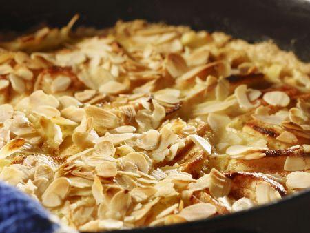 Apfelkuchen nach schwäbischer Art