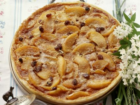 Apfelkuchen nach Schweizer Art