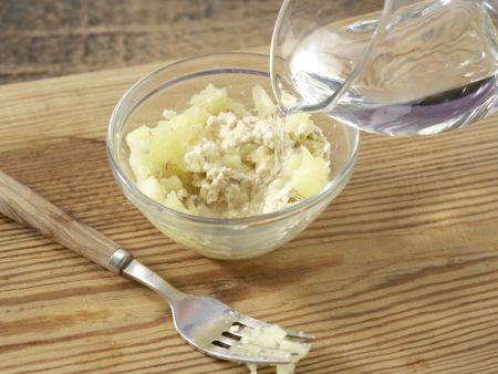 Apfelmus-Brei mit Haferflocken: Zubereitungsschritt 5