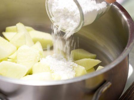 Apfelmus: Zubereitungsschritt 3