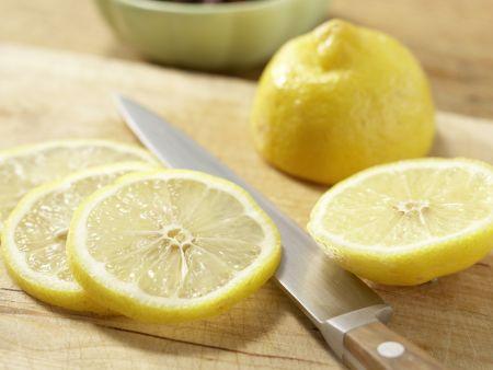 Apfelpunsch mit Rosinen: Zubereitungsschritt 3