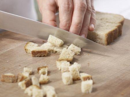 Apfelschmarrn mit Walnüssen: Zubereitungsschritt 2