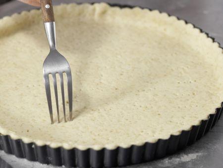 Aprikosen-Joghurt-Tarte: Zubereitungsschritt 4