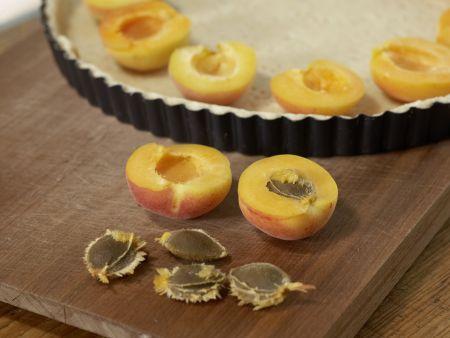 Aprikosen-Joghurt-Tarte: Zubereitungsschritt 5