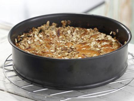 Aprikosen-Käsekuchen: Zubereitungsschritt 7