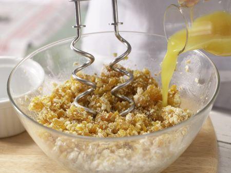 Aprikosen-Ufos: Zubereitungsschritt 2