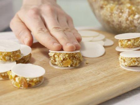 Aprikosen-Ufos: Zubereitungsschritt 3