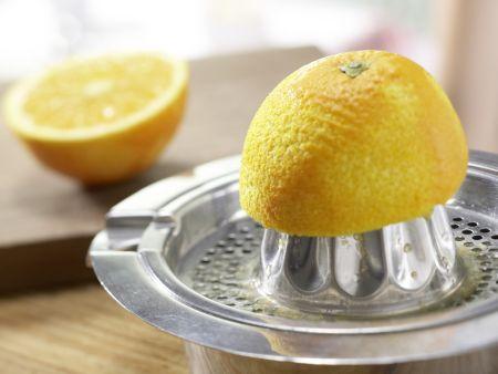 Aprikosenaufstrich mit Mandeln: Zubereitungsschritt 2