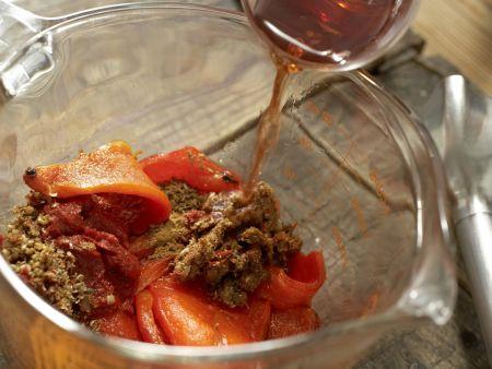 Arabische Calamari-Pfanne: Zubereitungsschritt 3