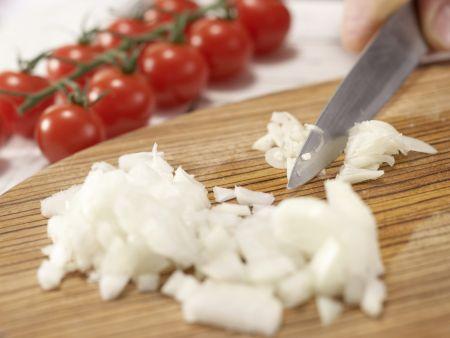 Artischocken-Tortilla: Zubereitungsschritt 2